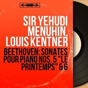 Sir Yehudi Menuhin, Louis Kentner 歌手頭像