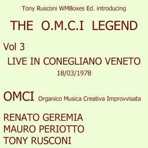 O.M.C.I. Organico Musica Creativa Improvvisata (Renato Geremia, Mauro Periotto & Tony Rusconi) 歌手頭像