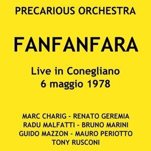Precarious Orchestra (Marc Charig, Renato Geremia, Radu Malfatti, Bruno Marini, Guido Mazzon, Mauro Periotto & Tony Rusconi) 歌手頭像