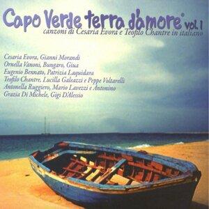 Capo Verde terra d'amore Vol. 1 歌手頭像