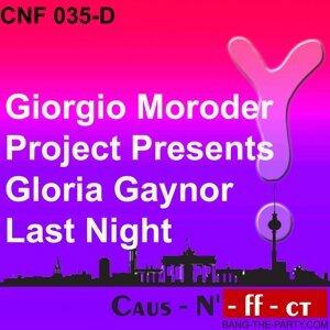 Gloria Gaynor, Giorgio Moroder 歌手頭像