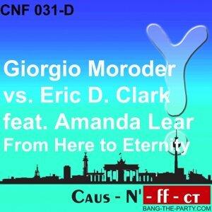 Giorgio Moroder, Eric D. Clark 歌手頭像