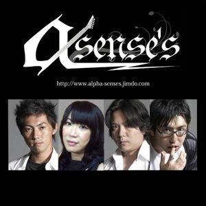 α-sense's 歌手頭像