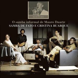 Samba De Fato, Cristina Buarque 歌手頭像