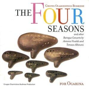 Gruppo Ocarinistico Budriese & Quintetto d'Archi di Bologna 歌手頭像