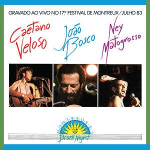 Caetano Veloso,João Bosco,Ney Matogrosso 歌手頭像