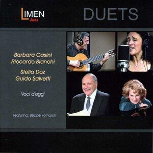 Barbara Casini, Riccardo Bianchi, Stelia Doz & Guido Salvetti 歌手頭像
