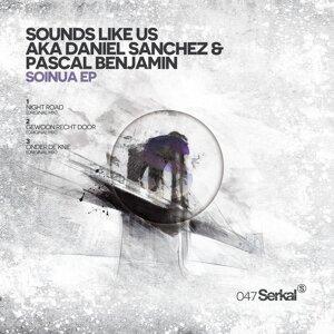 Daniel Sanchez, Pascal Benjamin, Sounds Like Us 歌手頭像