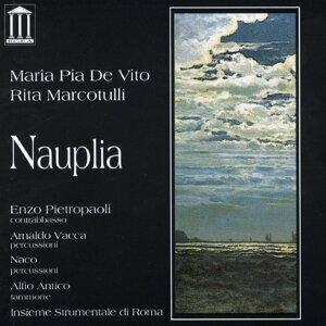 Maria Pia De Vito & Rita Marcotulli 歌手頭像