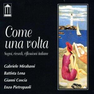 Gabriele Mirabassi, Battista Lena, Gianni Coscia & Enzo Pietropaoli 歌手頭像