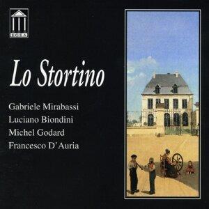 Gabriele Mirabassi, Luciano Biondini, Michel Godard & Francesco D'Auria 歌手頭像