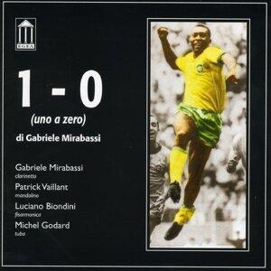 Gabriele Mirabassi, Patrick Vaillant, Luciano Biondini & Michel Godard 歌手頭像