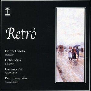Pietro Tonolo, Bebo Ferra, Piero Leveratto & Luciano Titi 歌手頭像