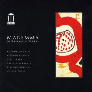 Raffaello Pareti 歌手頭像