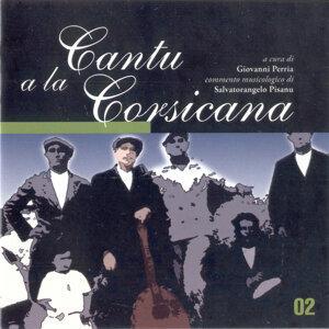 Cantu a la Corsicana Vol. 2 歌手頭像