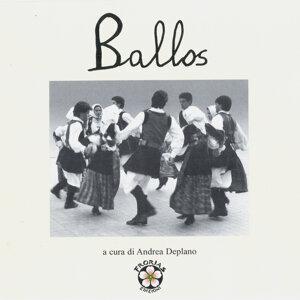 Ballos 歌手頭像