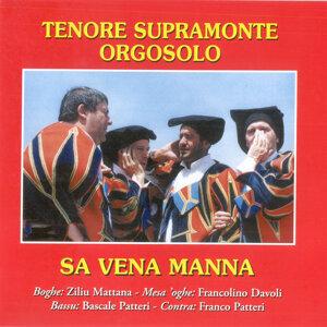 Tenores Supramonte Orgosolo 歌手頭像