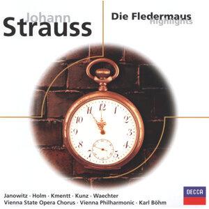 Renate Holm,Eberhard Wächter,Karl Böhm,Wolfgang Windgassen,Gundula Janowitz,Wiener Philharmoniker 歌手頭像