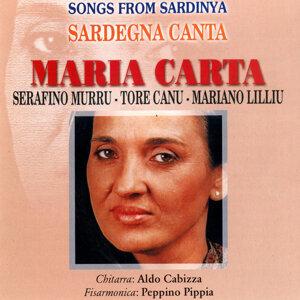 Sardegna canta 歌手頭像