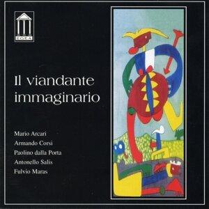 Mario Arcari, Armando Corsi, Paolino dalla Porta, Antonello Salis & Fulvio Maras 歌手頭像
