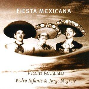 Vincente Fernandez 歌手頭像
