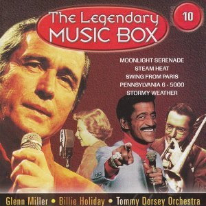 The Legendary Music Box, Vol. 10 歌手頭像