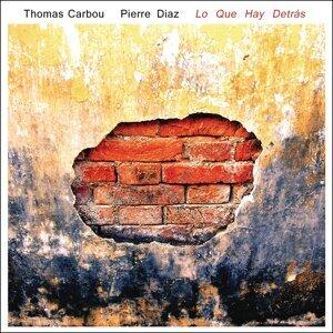 Thomas Carbou, Pierre Diaz 歌手頭像
