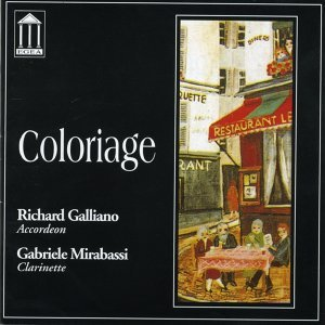 Richard Galliano & Gabriele Mirabassi 歌手頭像