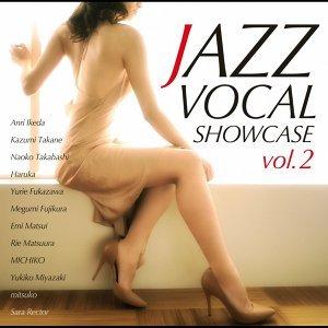 JAZZ VOCAL SHOWCASE vol.2 歌手頭像