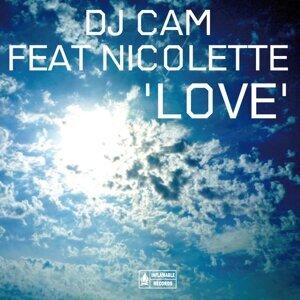 Dj Cam, Nicolette 歌手頭像