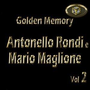 Mario Maglione, Antonello Rondi 歌手頭像