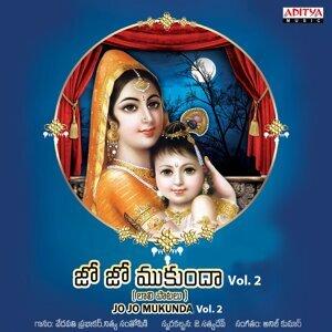 Vedavathi Prabhakar, Nitya Santhoshini 歌手頭像
