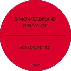 Simon Ferdinand 歌手頭像