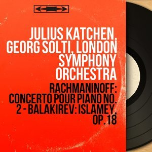 Julius Katchen, Georg Solti, London Symphony Orchestra 歌手頭像