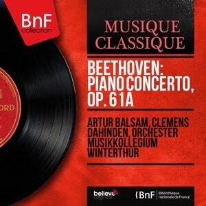 Artur Balsam, Clemens Dahinden, Orchester Musikkollegium Winterthur 歌手頭像