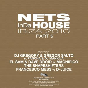 Nets In Da House Ibiza 2010, Part 5 歌手頭像