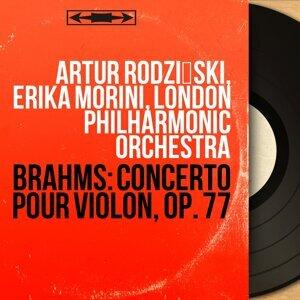 Artur Rodziński, Erika Morini, London Philharmonic Orchestra 歌手頭像