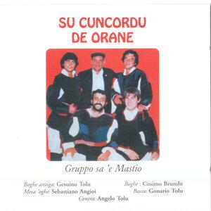 Su Cuncordu de Orane - Gruppo sa 'e Mastio 歌手頭像