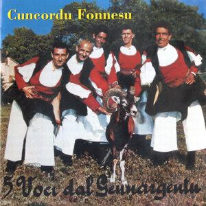 Cuncordu Fonnesu 歌手頭像