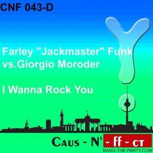 Giorgio Moroder, Farley 'Jackmaster' Funk 歌手頭像