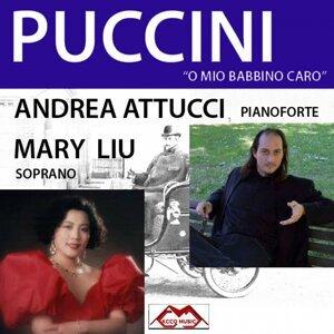 Mary Liu, Andrea Attucci 歌手頭像