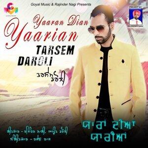 Tarsem Daroli 歌手頭像