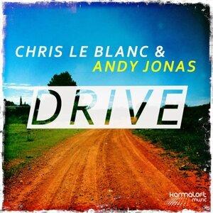 Chris Le Blanc, Andy Jonas 歌手頭像