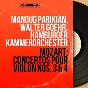Manoug Parikian, Walter Goehr, Hamburger Kammerorchester 歌手頭像
