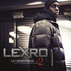 Lexro 歌手頭像