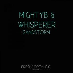 Mightyb, WHispeRer 歌手頭像