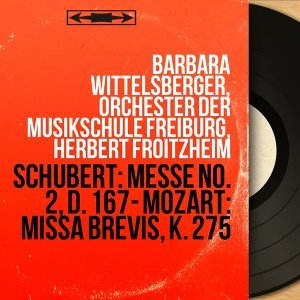 Barbara Wittelsberger, Orchester der Musikschule Freiburg, Herbert Froitzheim 歌手頭像