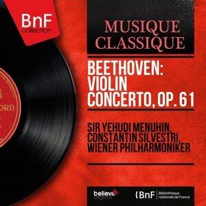 Sir Yehudi Menuhin, Constantin Silvestri, Wiener Philharmoniker 歌手頭像