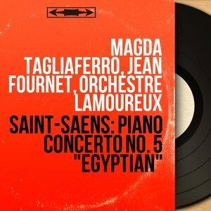 Magda Tagliaferro, Jean Fournet, Orchestre Lamoureux 歌手頭像