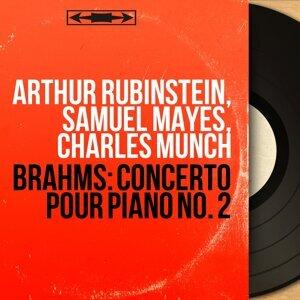 Arthur Rubinstein, Samuel Mayes, Charles Munch 歌手頭像
